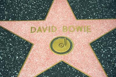 David Bowie as Brand